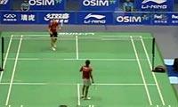 汪鑫VS阿伦达蒂 2011中国大师赛 女单1/16决赛视频