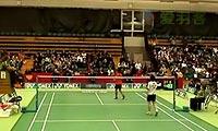 刘鑫VS 蓬迪 2011澳洲公开赛 女单决赛视频