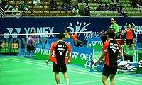 郑在成/李龙大VS麦喜俊/王顺福 2011台北公开赛 男单1/8决赛视频