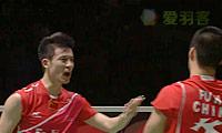 蔡赟/傅海峰VS李龙大/郑在成 2011世锦赛 男双半决赛视频