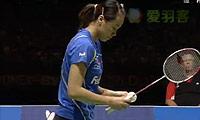 张楠/赵芸蕾VS爱德考克/班克尔 2011世锦赛 混双决赛视频