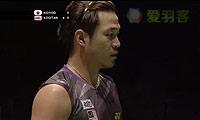 高成炫/柳延星VS古健杰/陈文宏 2011世锦赛 男双1/4决赛视频