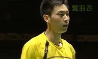陈文宏/古健杰VS刘小龙/邱子瀚 2011世锦赛 男双1/16决赛视频