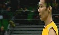 林丹VS李宗伟 2011韩国公开赛 男单决赛视频