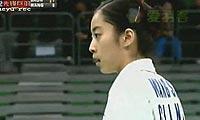 王适娴VS鲍恩 2011韩国公开赛 女单1/4决赛视频