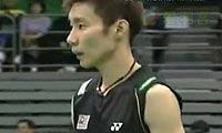 李宗伟VS朴成焕 2011韩国公开赛 男单1/8决赛视频