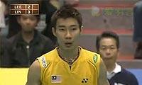 李宗伟VS林丹 2010日本公开赛 男单决赛视频