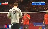 鲍伊/摩根森VS徐晨/郭振东 2010全英公开赛 男双半决赛视频