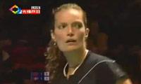 鲍恩VS卢兰 2010全英公开赛 女单1/4决赛视频