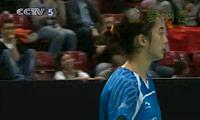 王适娴VS迪尔 2010瑞士公开赛 女单半决赛明仕亚洲官网