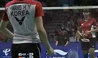 黄慧渊VS尤利安蒂 2009苏迪曼杯 女单半决赛明仕亚洲官网