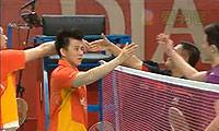 蔡赟/傅海峰VS柴飚/郭振东 2011印尼公开赛 男双决赛视频