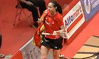 王仪涵VS内维尔 2011印尼公开赛 女单决赛视频