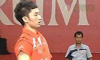 柴飚/郭振东VS阿山/博纳 2011印尼公开赛 男双半决赛视频