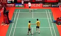 高成炫/柳延星VS博世/雷德 2011印尼公开赛 男双1/16决赛视频