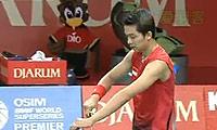 盖德VS陶菲克 2011印尼公开赛 男单1/4决赛视频