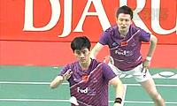 蔡赟/傅海峰VS高成炫/柳延星 2011印尼公开赛 男双1/4决赛视频
