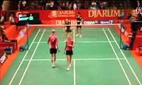 陈宏麟/程文欣VS布莱尔/怀特 2011印尼公开赛 混双1/16决赛明仕亚洲官网