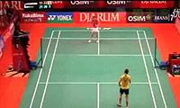 申克VS裴延姝 2011印尼公开赛 女单1/16决赛视频