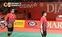 艾哈迈德/纳西尔VS佐藤翔治/松尾静香 2011印尼公开赛 混双1/8决赛视频