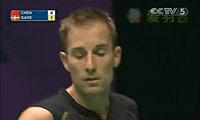 陈金VS盖德 2010世锦赛 男单半决赛视频