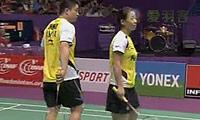 郑波/马晋VS于洋/何汉斌 2010世锦赛 混双决赛视频