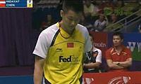 陈金VS陶菲克 2010世锦赛 男单决赛视频