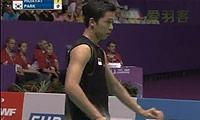 陶菲克VS朴成焕(第二局) 2010世锦赛 男单半决赛视频