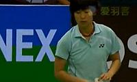 蓬迪VS叶姵延 2011印度公开赛 女单决赛视频