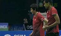 艾哈迈德/纳西尔VS弗兰/皮娅 2011印度公开赛 混双决赛视频