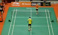 陈金VS王睁茗 2011新加坡公开赛 男单半决赛视频