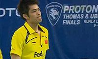 林丹VS朴成焕 2010汤姆斯杯 男单1/4决赛视频