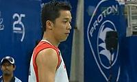 陶菲克VS田儿贤一 2010汤姆斯杯 男单半决赛视频