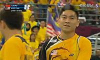 蔡赟/傅海峰VS陈文宏/古健杰 2010汤姆斯杯 男双半决赛视频