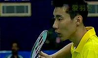 索尼VS李宗伟 2009世锦赛 男单1/4决赛视频