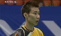 李宗伟VS盖德 2010韩国公开赛 男单决赛明仕亚洲官网