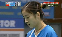 王适娴VS成池铉 2010韩国公开赛 女单决赛视频