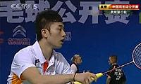 柴飚/张楠VS陈宏麟/林祐瑯 2010中国公开赛 男双1/8决赛视频