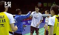 张楠/赵芸蕾VS洪炜/潘攀 2011亚锦赛  混双半决赛视频