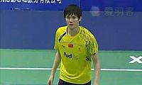 林丹VS鲍春来 2011亚锦赛  男单决赛明仕亚洲官网