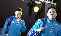 鲍伊/摩根森VS陈文宏/古健杰 2011全英公开赛 男双决赛视频