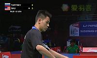 阿纳托里VS舒之颢 2013苏迪曼杯 男单资格赛视频