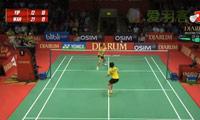 叶姵延VS王仪涵 2013印尼公开赛 女单1/16决赛视频