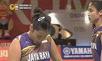 皮娅/普拉蒂普塔VSL.史密斯/怀特 2013印尼公开赛 女双1/8决赛视频