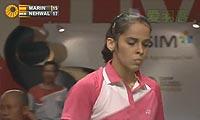 内维尔VS马琳 2013印尼公开赛 女单1/4决赛视频