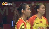 包宜鑫/成淑VS尼蒂娅/波莉 2013印尼公开赛 女双1/4决赛视频