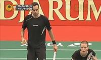 尼尔森/佩蒂森VS苏珊托/雷扎 2013印尼公开赛 混双1/4决赛视频