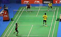 玛尼蓬/尼迪蓬VS陈润龙/李晋熙 2013新加坡公开赛 男双1/8决赛视频