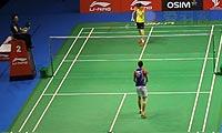 李雪芮VS孙瑜 2013新加坡公开赛 女单半决赛视频