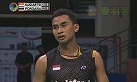 苏吉亚托VS波萨那 2013新加坡公开赛 男单决赛视频